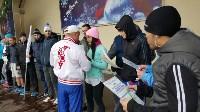 Забег в поддержу российской сборной по легкой атлетике, Фото: 3