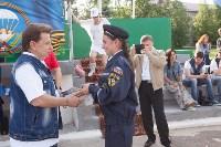 Звёзды Первого канала устроили концерт в военной части, Фото: 21