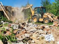 Снос домов в Плеханово, Фото: 11