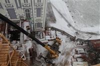 Реставрационные работы в Кремле. 9 января 2014, Фото: 8