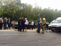 """Авария на трассе """"Тула-Новомосковск"""", Фото: 12"""