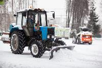 Последствия снежного циклона в Туле, Фото: 61