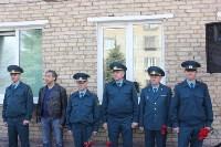 Открытие памятных досок героям-пожарным, Фото: 1