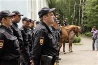 Конная полиция, Фото: 10