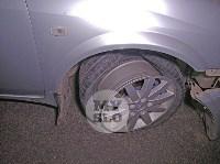Крупное ДТП на ул. Металлургов в Туле: Nissan снес столб, пассажирку вышвырнуло из машины, Фото: 28