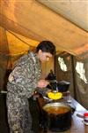 Тульский ОМОН провел боевую подготовку школьников, Фото: 28