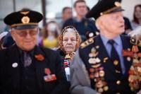 Открытие монумента и бронепоезда на Московском вокзале. 8 мая 2015 года, Фото: 10