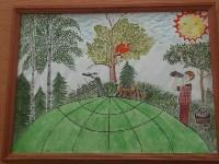 Малютина Алиса, 11 лет «Любимая зелёная планета — моя мечта», Фото: 25