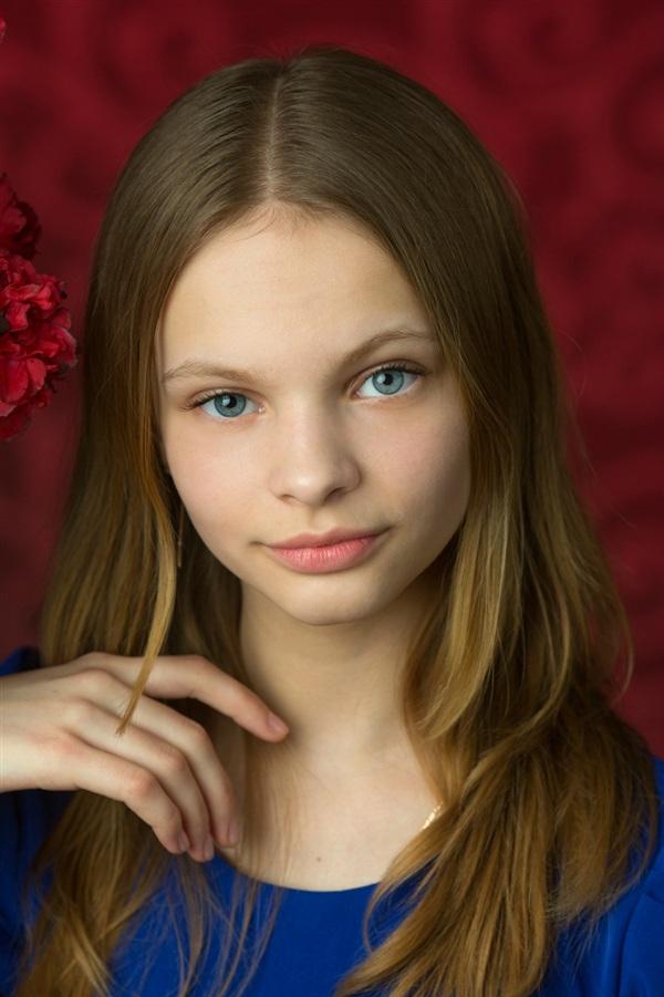 Саша Леонтьева, 12 лет