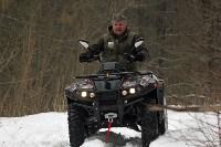 В Тульской области охотнадзор патрулирует леса на новой технике, Фото: 10