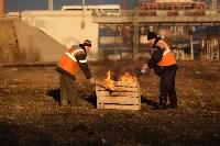 Презентация нового пожарного поезда, Фото: 58