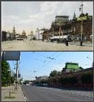 Ранее - торговые ряды на Посольской улице. Ныне - Улица Советская 13 и 13а., Фото: 8