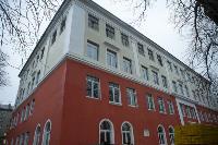 Дмитрий Миляев проверил, как идет ремонт вечерней школы на ул. Зорге, Фото: 27