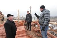 Осмотр кремля. 2 декабря 2013, Фото: 19