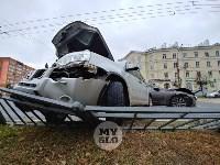 ДТП Красноармейский пр. - Лейтейзена, 11.10.19, Фото: 1