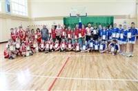Соревнования за первенство Тульской области по баскетболу среди юношей и девушек. 1 октября, Фото: 3