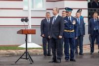 Путин в Суворовском училище, Фото: 38