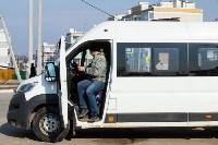 Как в Туле дезинфицируют маршрутки и автобусы, Фото: 15
