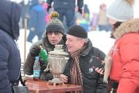 Как туляки провожали зиму на набережной Упы, Фото: 47