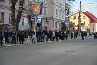 Снос аварийного дома на улице Октябрьской, Фото: 22