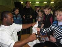 Звезды ринга встретились с юными туляками, Фото: 8