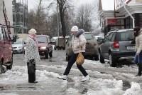 """""""Потоп"""" в Туле 2 марта 2016 года, Фото: 19"""