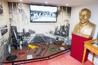 Открытие экспозиции в бронепоезде, 8.12.2015, Фото: 40