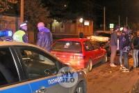 В Туле пьяный на кроссовере устроил жесткое массовое ДТП, Фото: 2