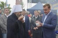 Алексей Дюмин посетил Епифанскую ярмарку, Фото: 7
