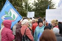 Митинг на площади Искусств, Фото: 6