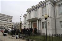 Недовольные клиенты «атаковали» офис банка «Первый Экспресс», Фото: 7