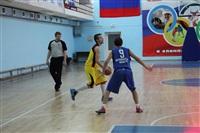БК «Тула» дома дважды обыграл баскетболистов Воронежа, Фото: 69