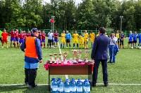 4-ый традиционный футбольный турнир среди журналистов, Фото: 13