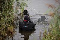 В Туле спасли лебедя с одним крылом, Фото: 22