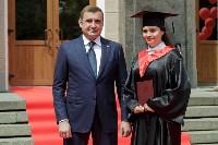 Губернатор вручил дипломы с отличием выпускникам магистратуры ТулГУ, Фото: 3