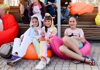 На тульском «Газоне» прошла пижамная вечеринка, Фото: 34