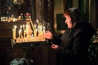 Пасхальная служба в Успенском кафедральном соборе. 11.04.2015, Фото: 30