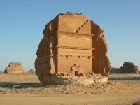 Уникальный дворец Мадаин-Салих, Саудовская Аравия, Фото: 11