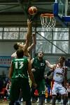 Тульские баскетболисты «Арсенала» обыграли черкесский «Эльбрус», Фото: 38