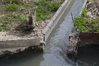 С заброшенных очистных канализация много лет сливается под заборы домов, Фото: 28