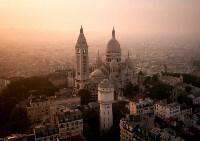 Базилика Сакре-Кёр, Париж, Франция. Фото: Amos Chapple, Фото: 11