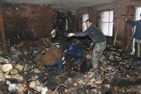 Взрыв газа в Новомосковске. , Фото: 1