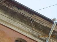 Аварийный фасад в центре Тулы, Фото: 6