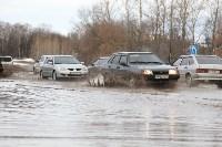 Потоп на ул. Рязанской и Восточном обводе, Фото: 17