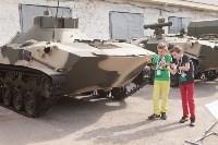 Звёзды Первого канала устроили концерт в военной части, Фото: 7