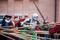 Средневековые маневры в Тульском кремле. 24 октября 2015, Фото: 118