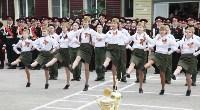 Последний звонок в Первомайской кадетской школе , Фото: 4