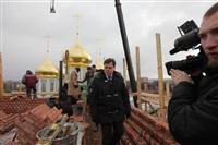 Осмотр кремля. 2 декабря 2013, Фото: 15