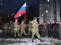 День 72-й годовщины окончания обороны Тулы. 5 декабря 2013, Фото: 8