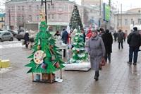 Новогодний арт-базар, Фото: 1